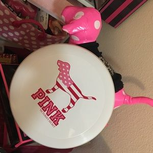 Pink Victoria Secret Frisbee Htf Rare Vintage